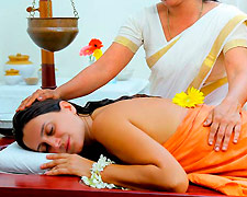 Ayurveda Treatment, South India